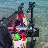 Kayak Motor Mount Bracket
