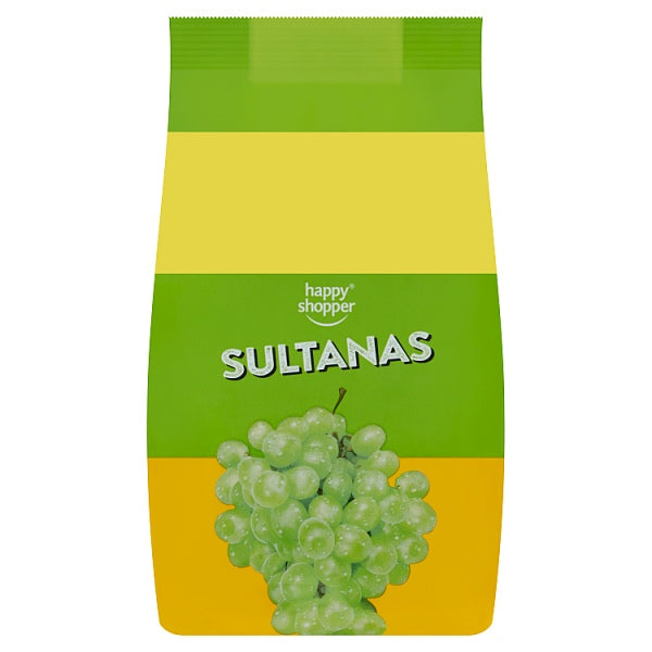 Happy Shopper Sultanas 375g