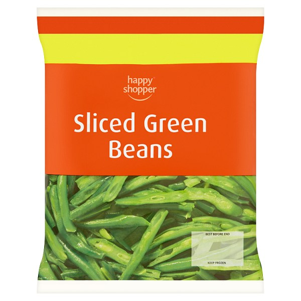 Happy Shopper Sliced Green Beans 500g