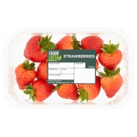 Farm Fresh Strawberries 227g