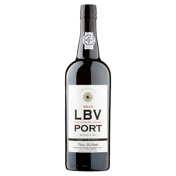 Regimental LBV Port 75cl