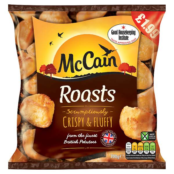 McCain Roasts 700g