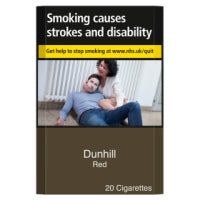 Dunhill Red 20 Cigarettes