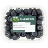 Farm Fresh Blueberries 125g