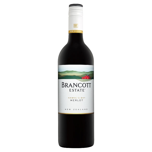 Brancott Estate Hawkes Bay Merlot Red Wine 75cl