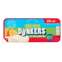 Dairylea Dunkers Cheese Dip with Ritz