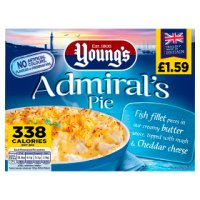 Young's Admiral's Pie 320g