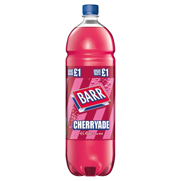 Barr Cherryade 2L Bottle