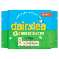 Dairylea Cheese Slices Pack