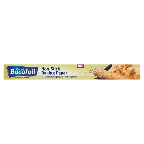 Bacofoil® Non-Stick Baking Paper, 380mm x 10m