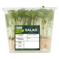 Farm Fresh Cress Salad
