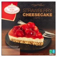 Conditorei Coppenrath & Wiese Strawberry Cheesecake 485g