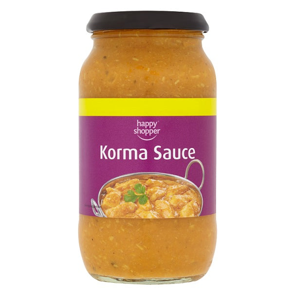 Happy Shopper Korma Sauce 440g