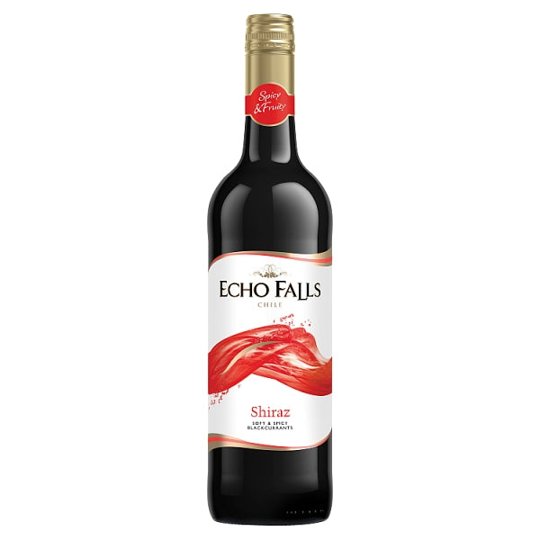 Echo Falls Shiraz 750ml