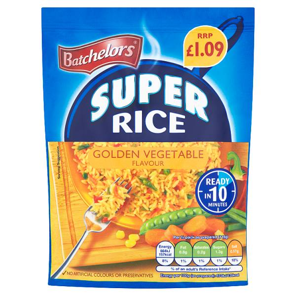Copy of Batchelors Super Rice Chicken Flavour 90g