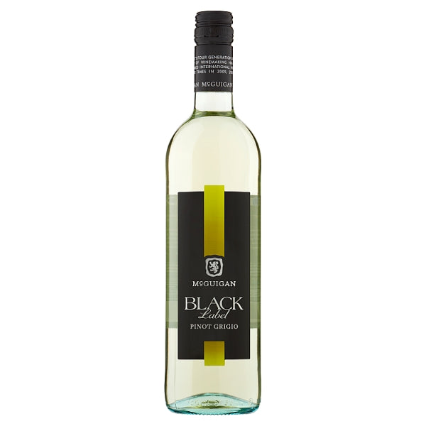 McGuigan Black Label Pinot Grigio 75cl