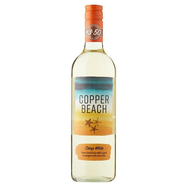 Copper Beach Crisp White 75cl