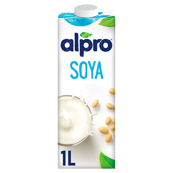 Alpro Soya Original Milk with Calcium & Vitamins U.H.T. 1L
