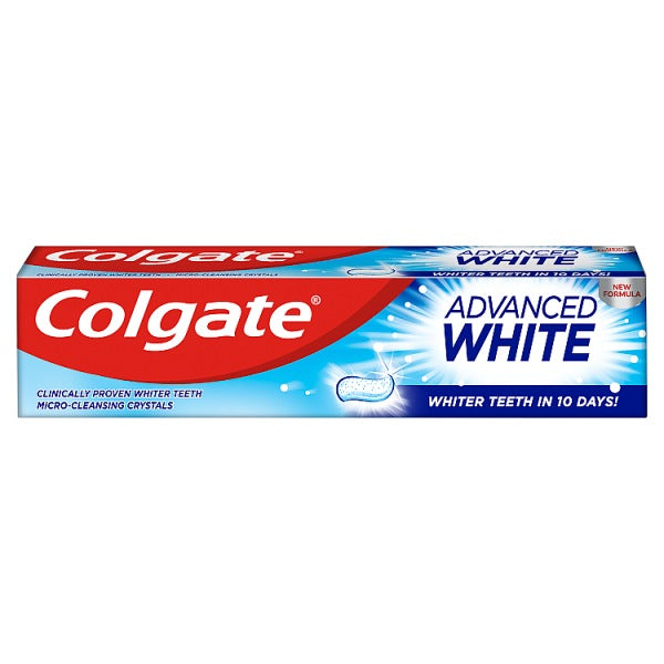 Colgate Advanced White Toothpaste 125ml