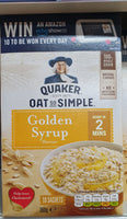 Quaker golden syrup 360g