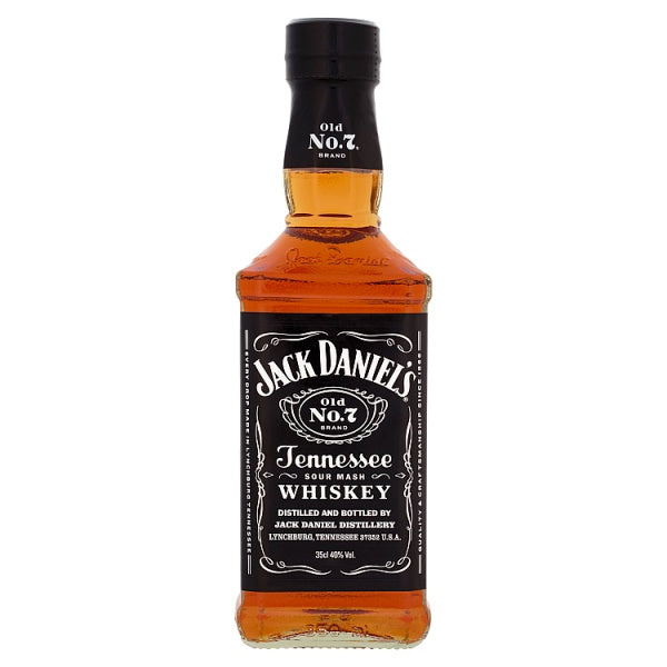 Jack Daniel's Old No.7 Tennessee Whiskey 35cl