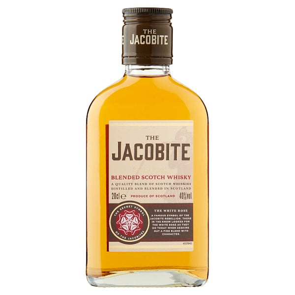 The Jacobite Blended Scotch Whisky 20cl