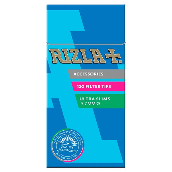 Rizla Ultra Slim Filter Tips 120s
