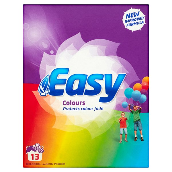 Easy 13 Biological Laundry Powder 884g