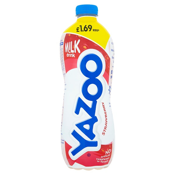 Yazhoo Stawberry Milk Drink 1L
