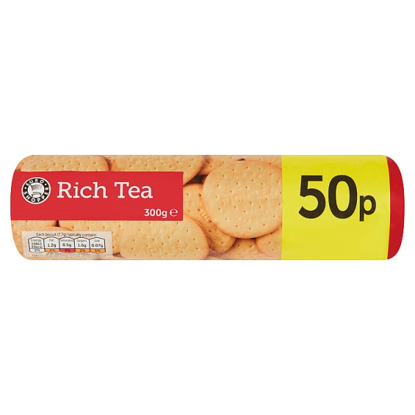 Euro Shopper Rich Tea 300g