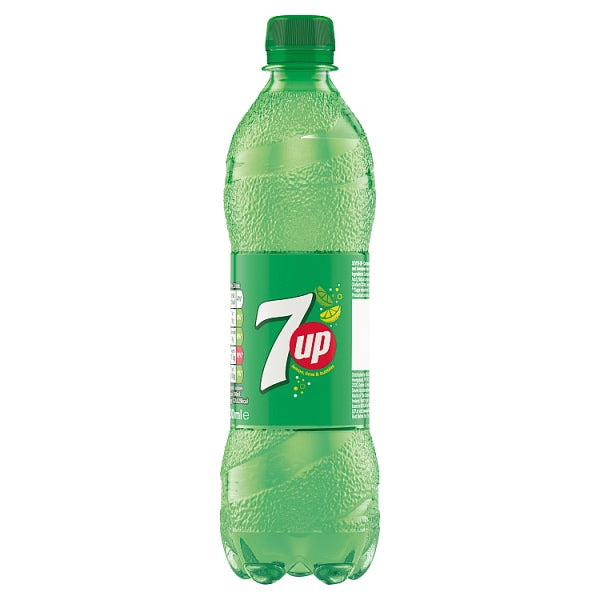 7UP Sparkling Lemon & Lime Drink 500ml