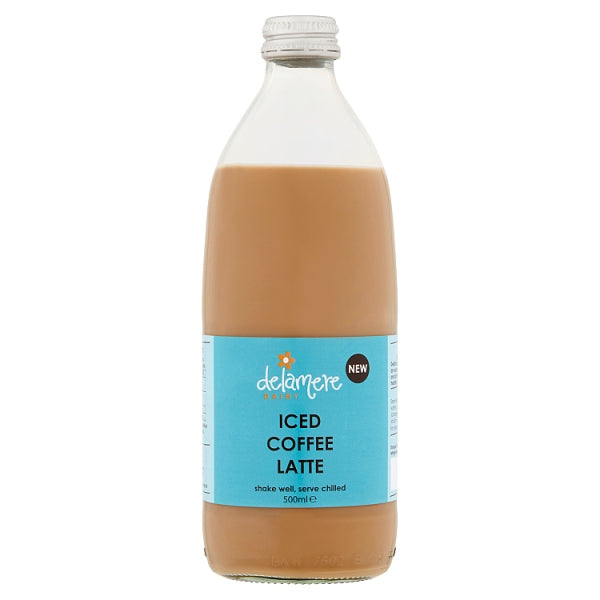 Delamere Dairy Iced Coffee Latte 500ml