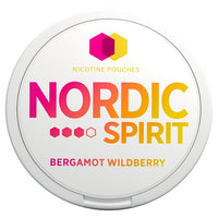 Nordic Spirit Bergamot Wildberry 9mg