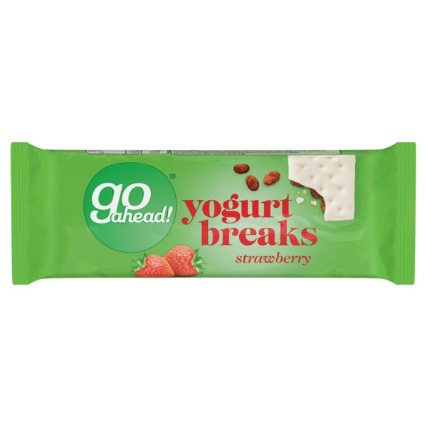 Go Ahead! 2 Yogurt Breaks Strawberry