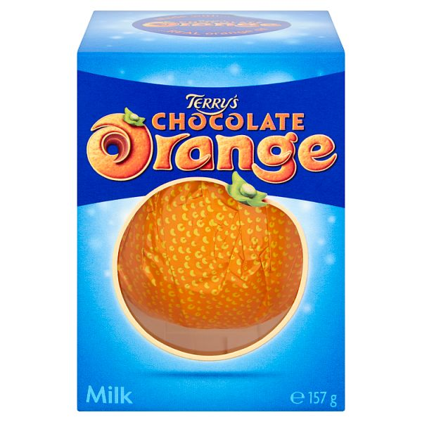 Terry's Chocolate Orange Milk 157g