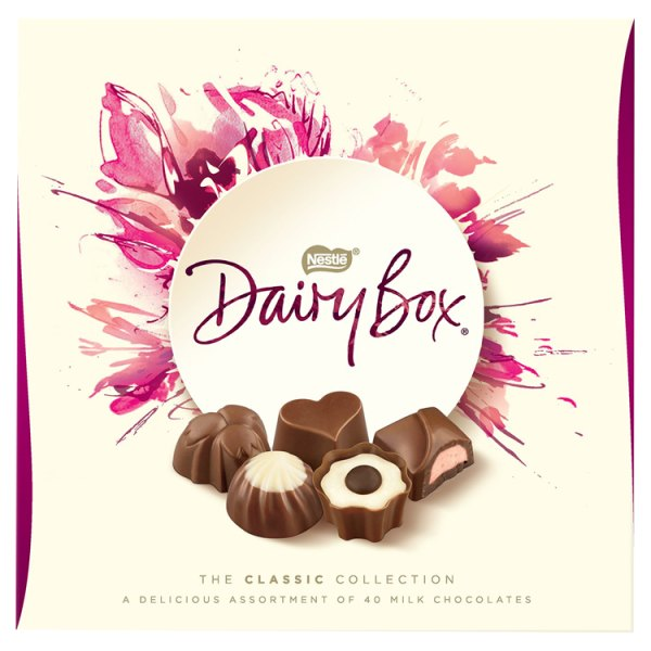 Dairy Box Milk Chocolate Box 360g