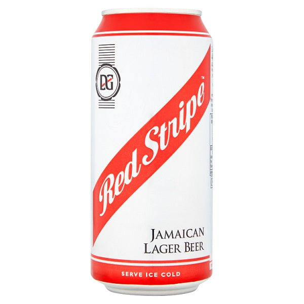 Red Stripe Jamaica Lager Beer  440ml Cans