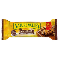 Nature Valley Protein Peanut & Chocolate Cereal Bar 40g