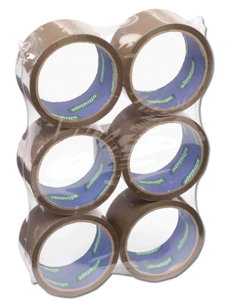ULTRATAPE 48MM X 10M BROWN PACKAGING TAPE RT03014840