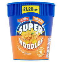 Bachelors Super Noodles Chicken Flavour 75g