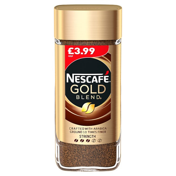 NESCAFÉ GOLD BLEND PMP Instant Coffee 100g