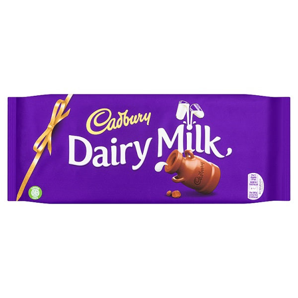 Cadbury Dairy Milk Chocolate Bar 360g