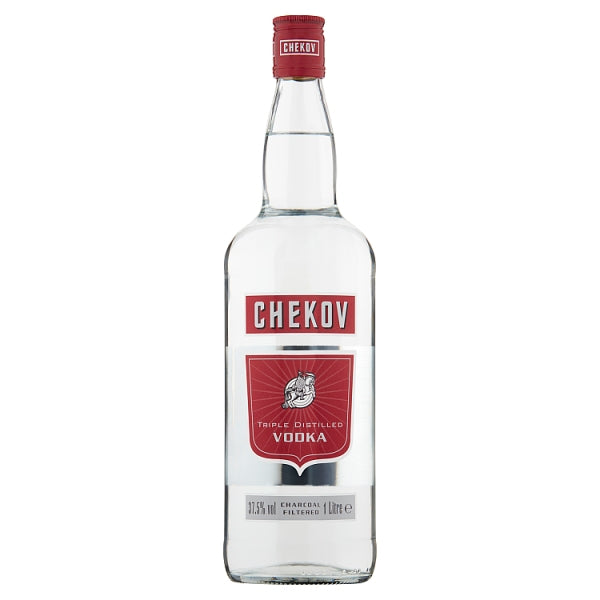 Chekov Vodka 1 Litre