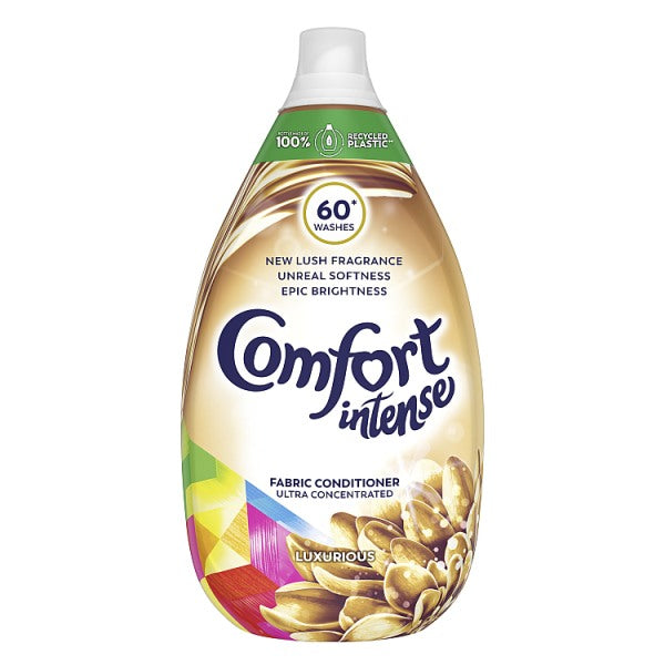 Comfort Luxurious Ultra Concentrated Fabric Conditioner 60 Wash 900 ml