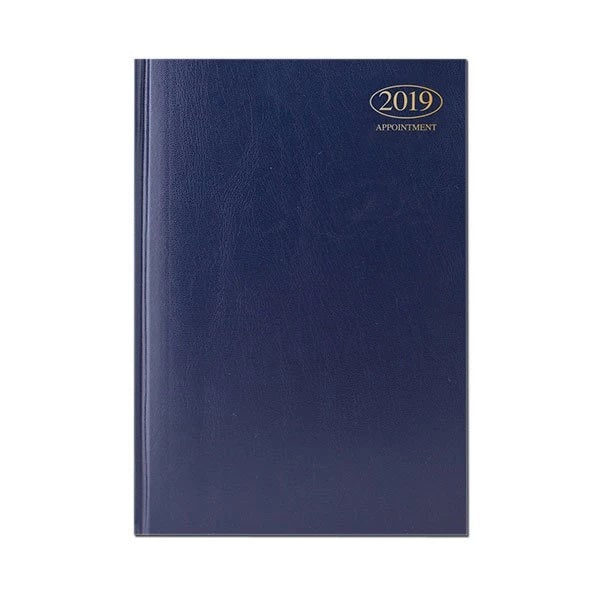 A4 DIARY DAP APPOINTMENT ASSORTED COLOURS