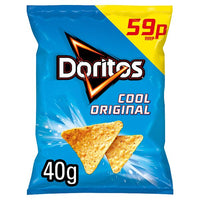 Doritos Cool Original Tortilla Chips 59p 40g