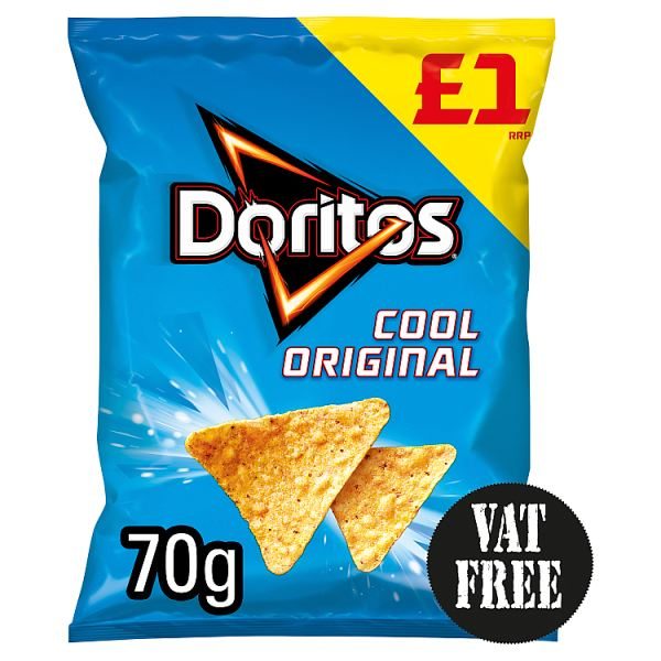 Doritos Cool Original Tortilla Chips 70g