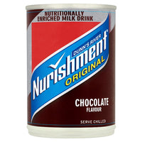 Dunn's River Nurishment Original Chocolate Flavour PMP 400g