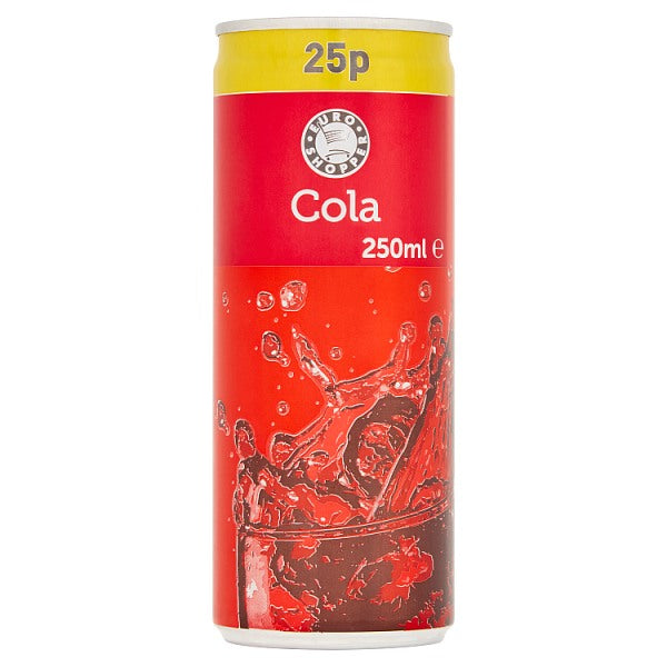 Euro Shopper Cola 250ml