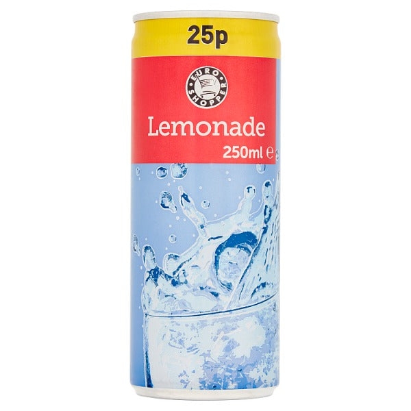 Euro Shopper Lemonade 250ml